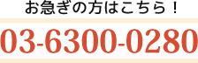 03-6300-0280